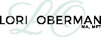 Lori Oberman Logo